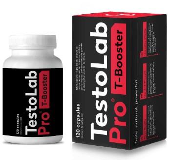 Testo Lab Pro Testosterone Booster