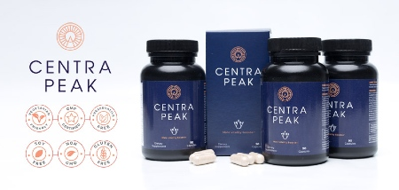 centrapeak number one overall testosterone booster