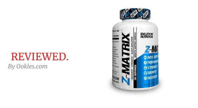 evlution nutrition z-matrix review