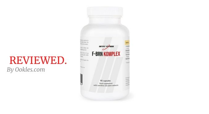 GetFit Fitness F-BRN Komplex Review - Fat Burner Ingredients, Benefits, Dosage (How to Use), Side Effects and More