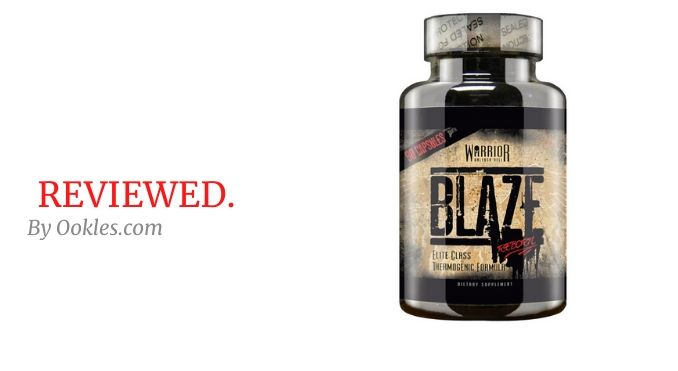 Warrior Blaze Reborn Review fat burner - ingredients, benefits, side effects and more