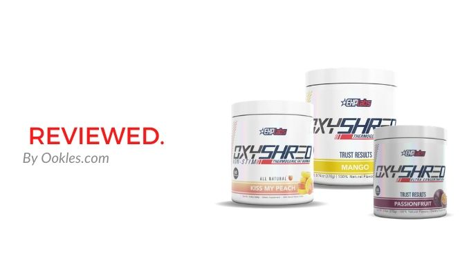 OxyShred Thermogenic Fat Burner Review