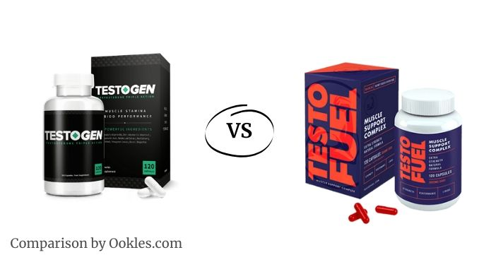 Testogen vs TestoFuel - Which Testosterone Booster is Better?