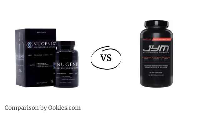 Alpha JYM vs Nugenix