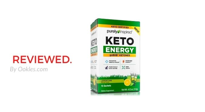 Purely Inspired Keto Energy Review - Does it Work?