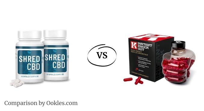 ShredCBD vs Instant Knockout
