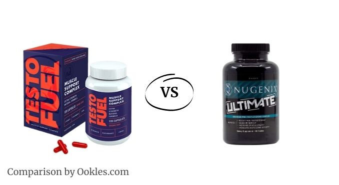 TestoFuel vs Nugenix Ultimate