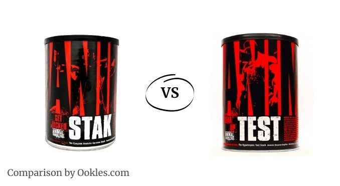 Animal Stak vs Animal Test