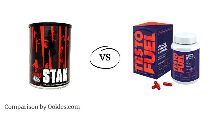 Animal Stak vs TestoFuel
