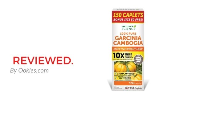 Nature's Science Garcinia Cambogia Review