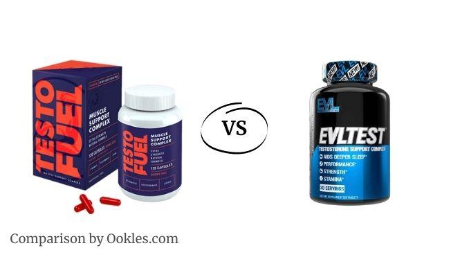TestoFuel vs EVL Test