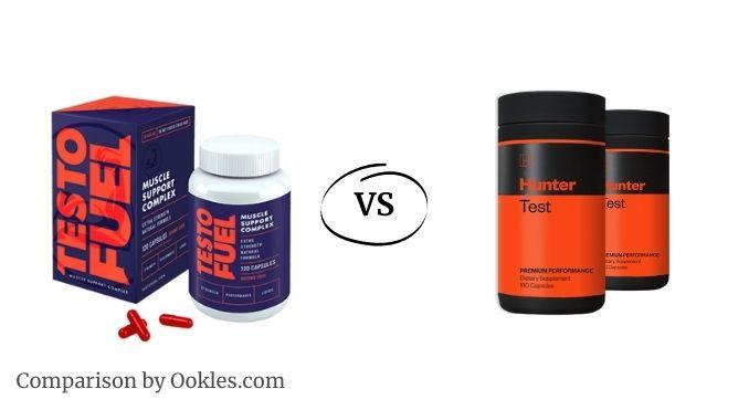 TestoFuel vs Hunter Test - Which One Wins?