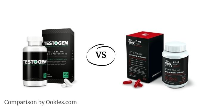 Testogen vs Prime Male
