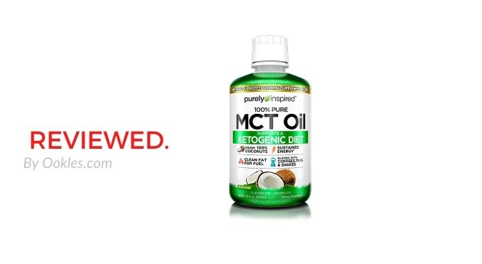 Purely Inspired MCT Oil Review