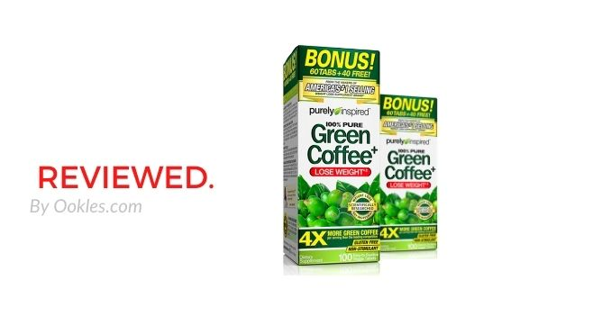 Purely Inspired Green Coffee Review - Does it Work?