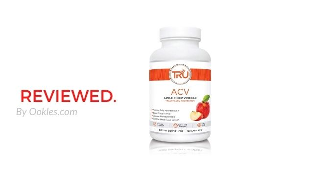 Tru ACV Review & Customer Reviews - Does This Work for Weight Loss?