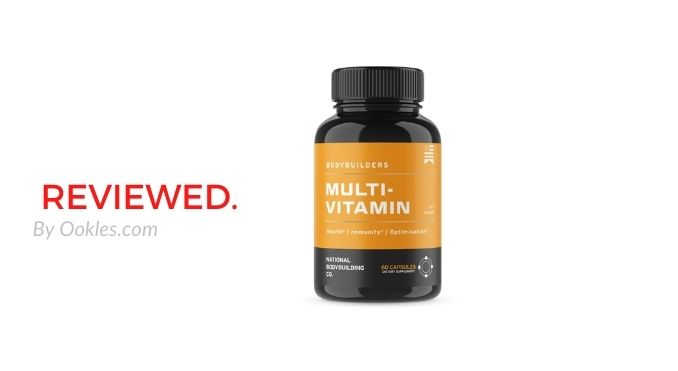 National Bodybuilding Co. Multivitamin Review