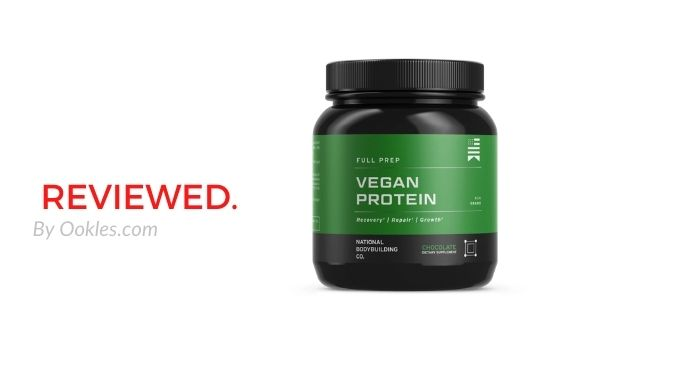 National Bodybuilding Co. Full Prep Vegan Protein Review