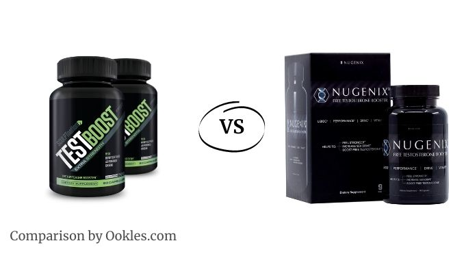 Test Boost vs Nugenix - Which is Better?
