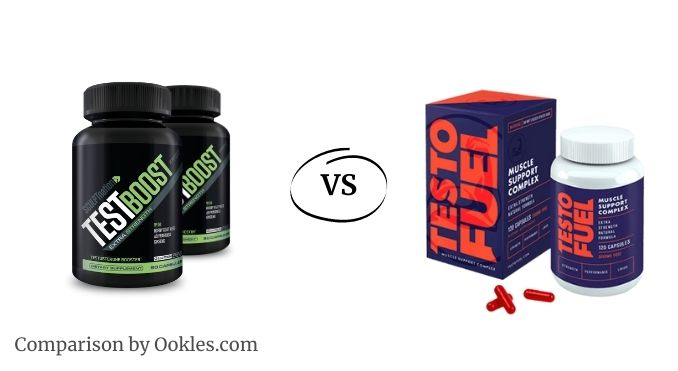 Test Boost vs TestoFuel
