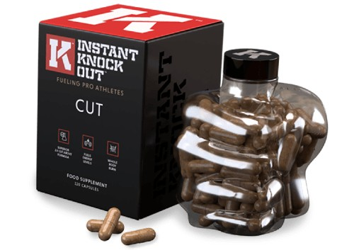 Instant Knockout CUT fat burner and thermogenic supplement