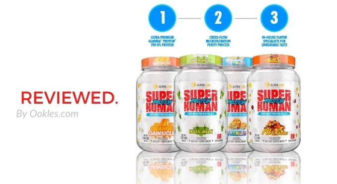 Alpha Lion Superhuman Protein Review