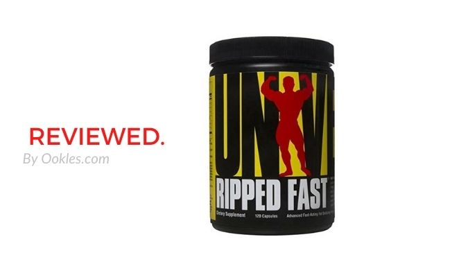 Universal Nutrition Ripped Fast Review