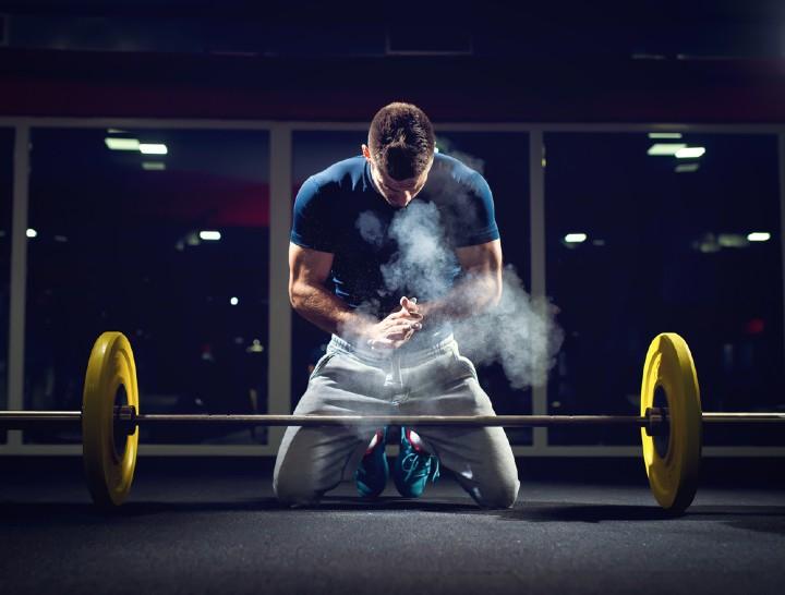 strength training vs power training