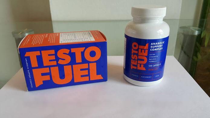 My TestoFuel bottle reviewed