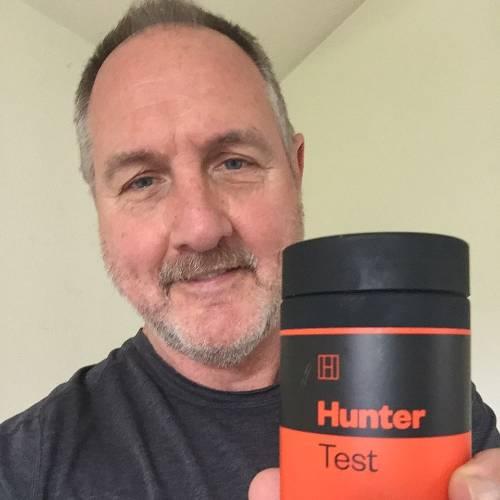 Dan Hunter Test Testimonial