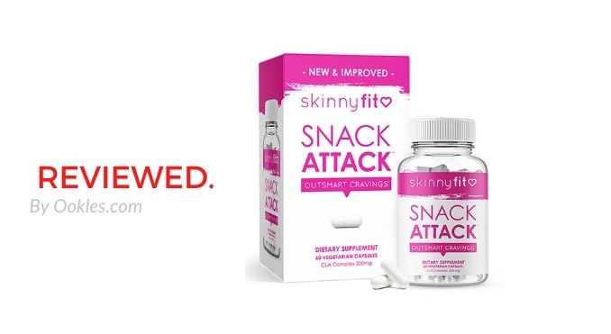 SkinnyFit Snack Attack Review