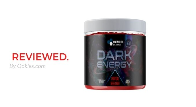 Dark Energy Pre-Workout Review