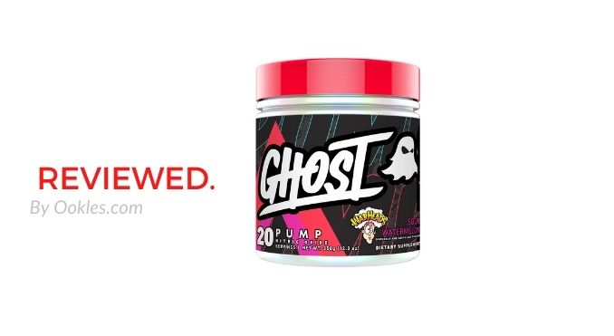 Ghost Pump review and analysis by Ookles