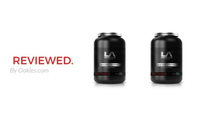 LA Muscle Creatine Review