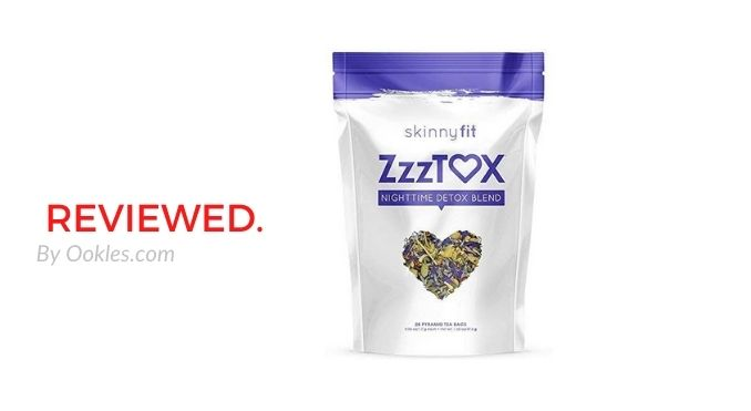 SkinnyFit Zzztox Tea Analysis by Ookles