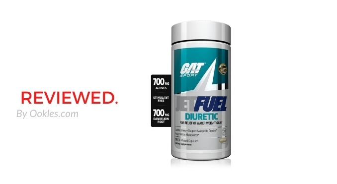 GAT Sport JetFuel Diuretic Review