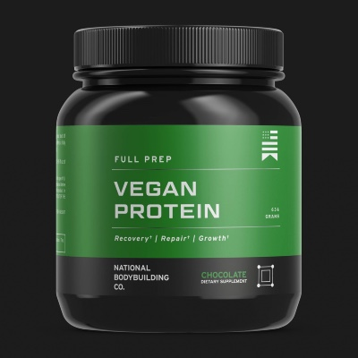 National Bodybuilding Co. Vegan Protein