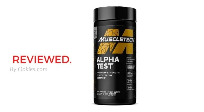 MuscleTech Alpha Test Review - Does it Work?