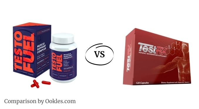 TestoFuel vs TestRX