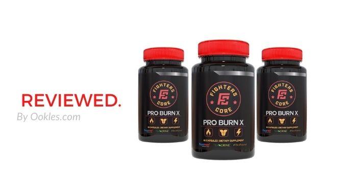 Fighters Core Pro Burn X Fat Burner Review