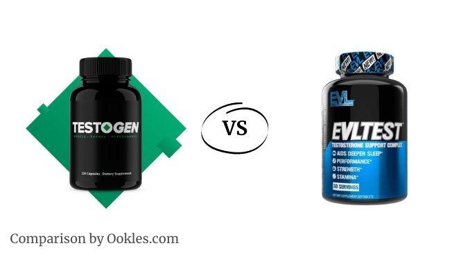 Testogen vs EVL Test