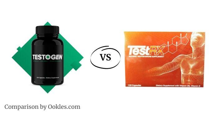 Testogen vs TestRX